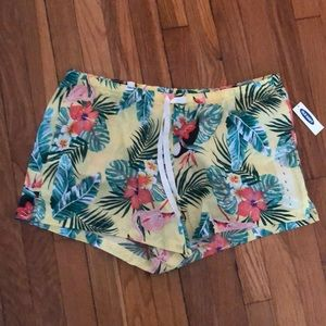 GAP Floral printed short